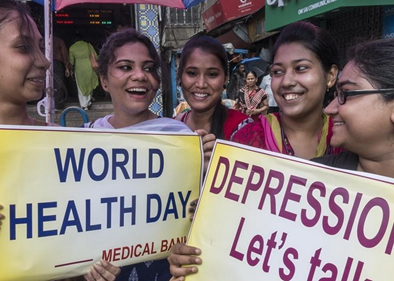 World Health Day marked in India
