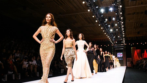 Highlights of Vietnam International Fashion Week 2017