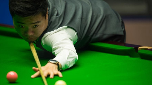 China's Ding levels at 12-12 with Selby at snooker worlds semifinals