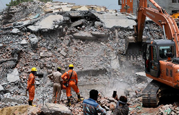 Death toll in India building collapse rises to 9