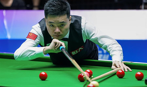Highlights of 2019 Snooker World Cup in Wuxi