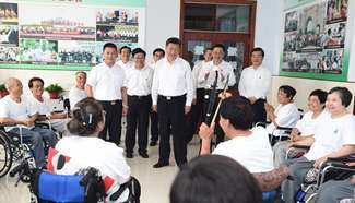 Xi urges enhanced capacity to fight disaster