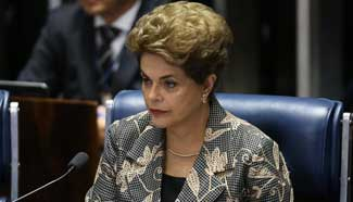 Suspended President Dilma Rousseff defends her record at impeachment trial