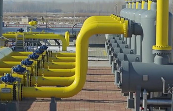 China's Xinjiang sees growing gas imports from Central Asia